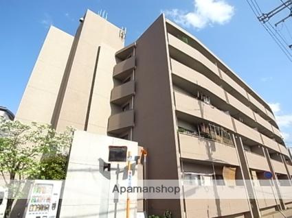 兵庫県尼崎市、尼崎駅徒歩40分の築21年 5階建の賃貸マンション