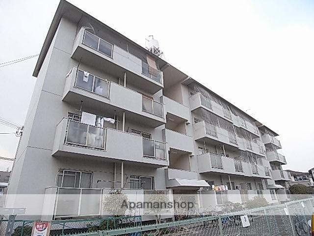 兵庫県尼崎市、尼崎駅徒歩35分の築37年 4階建の賃貸マンション