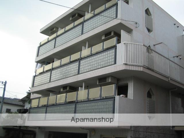 兵庫県尼崎市、立花駅徒歩26分の築26年 4階建の賃貸マンション