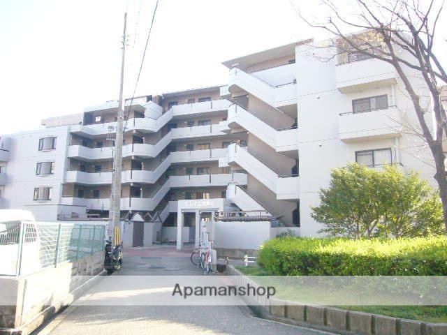 兵庫県尼崎市、立花駅徒歩64分の築27年 6階建の賃貸マンション