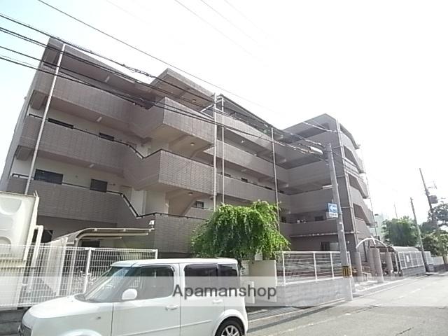 兵庫県尼崎市、塚口駅徒歩31分の築19年 5階建の賃貸マンション