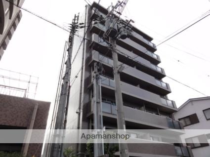 兵庫県尼崎市、尼崎センタープール前駅徒歩13分の築25年 8階建の賃貸マンション