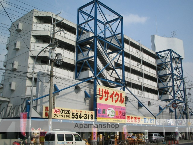 兵庫県尼崎市、立花駅徒歩30分の築28年 7階建の賃貸マンション