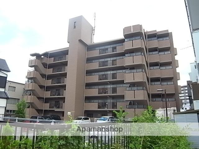兵庫県尼崎市、尼崎駅徒歩15分の築19年 6階建の賃貸マンション