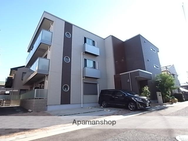 兵庫県尼崎市、立花駅徒歩28分の築3年 3階建の賃貸アパート