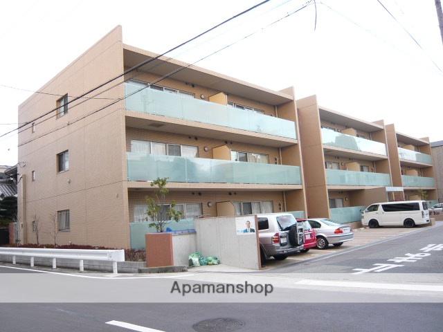 兵庫県尼崎市、甲子園口駅徒歩25分の築10年 3階建の賃貸マンション