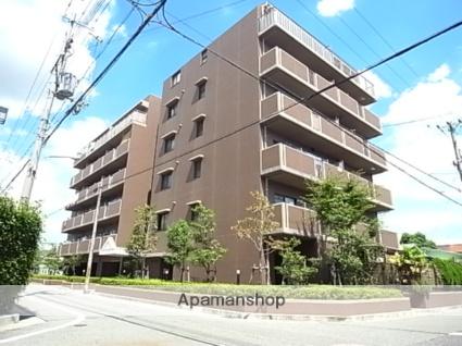 兵庫県尼崎市、尼崎センタープール前駅徒歩19分の築15年 6階建の賃貸マンション