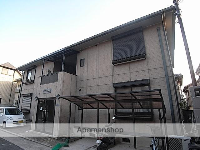 兵庫県尼崎市、尼崎駅徒歩15分の築17年 2階建の賃貸アパート