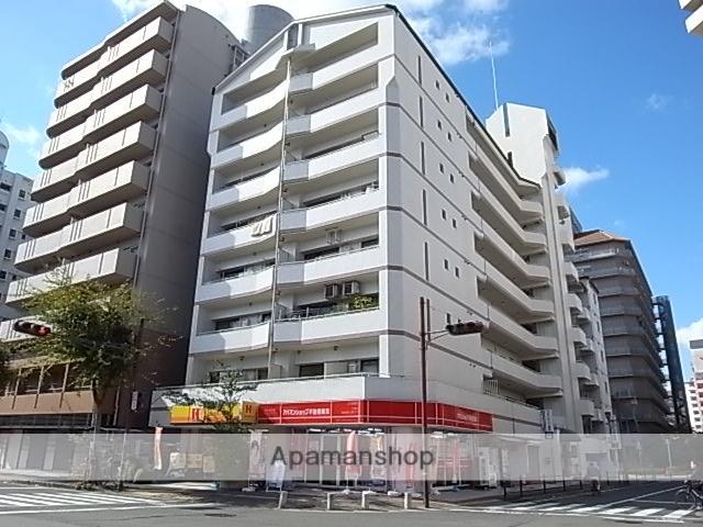 兵庫県尼崎市、尼崎駅徒歩5分の築25年 8階建の賃貸マンション