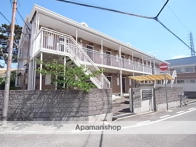 兵庫県西宮市、東鳴尾駅徒歩6分の築24年 2階建の賃貸アパート