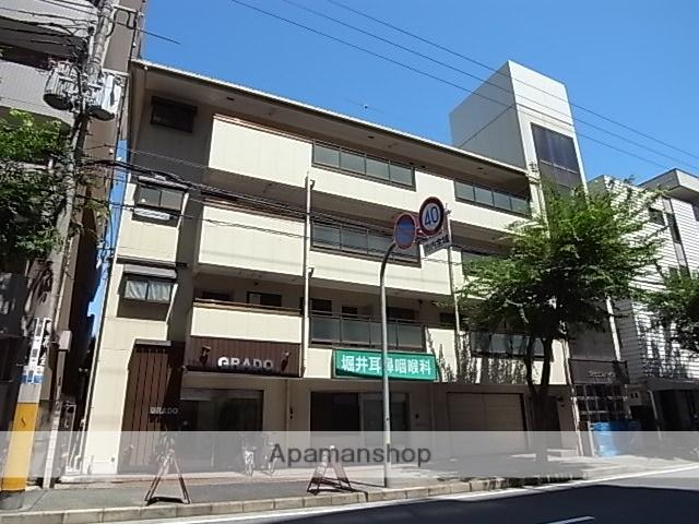 兵庫県尼崎市、尼崎駅徒歩5分の築33年 4階建の賃貸マンション