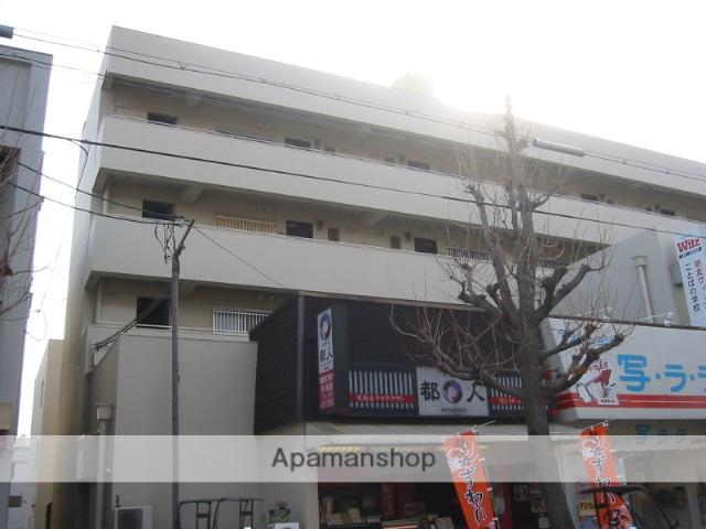兵庫県尼崎市、甲子園口駅徒歩33分の築44年 4階建の賃貸マンション