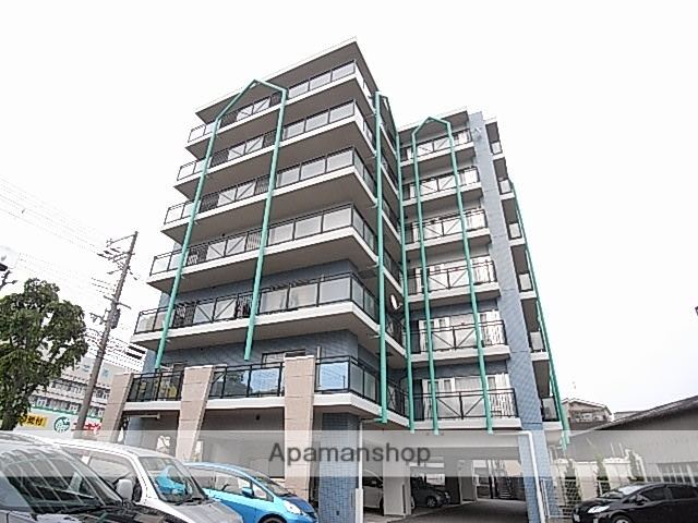 兵庫県尼崎市、尼崎駅徒歩7分の築19年 7階建の賃貸マンション