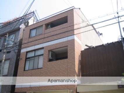 兵庫県尼崎市、尼崎駅徒歩16分の築36年 4階建の賃貸マンション