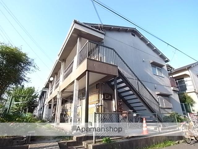 兵庫県尼崎市、立花駅徒歩10分の築46年 2階建の賃貸アパート