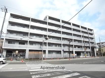 兵庫県尼崎市、尼崎駅徒歩8分の築18年 6階建の賃貸マンション