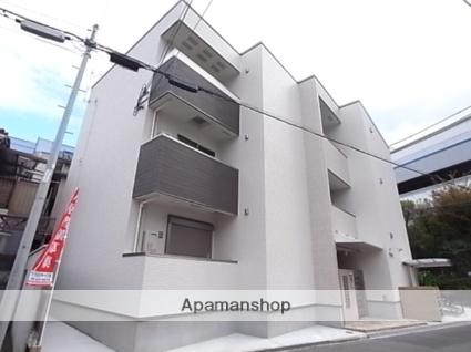 兵庫県尼崎市、尼崎センタープール前駅徒歩15分の新築 3階建の賃貸アパート