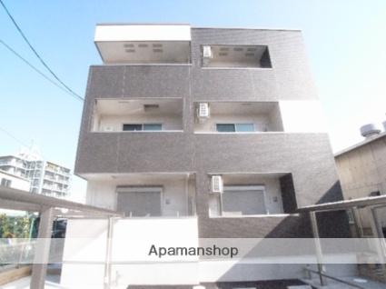 兵庫県尼崎市、尼崎駅徒歩9分の新築 3階建の賃貸アパート