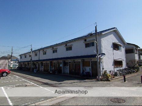 兵庫県尼崎市、立花駅徒歩24分の築44年 2階建の賃貸アパート