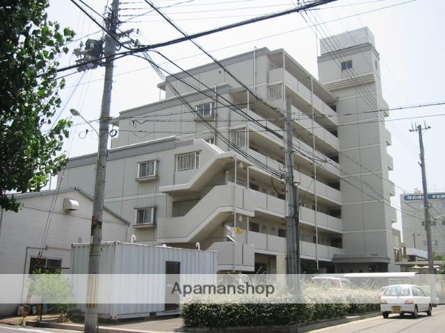 兵庫県尼崎市、杭瀬駅徒歩20分の築23年 7階建の賃貸マンション