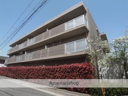 兵庫県尼崎市、尼崎駅徒歩40分の築18年 3階建の賃貸マンション
