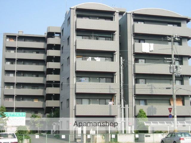 兵庫県尼崎市、立花駅徒歩20分の築20年 8階建の賃貸マンション
