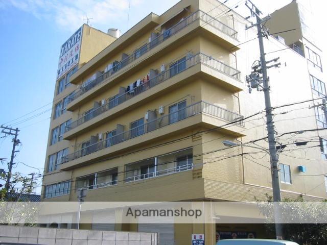 兵庫県尼崎市、出屋敷駅徒歩14分の築48年 5階建の賃貸マンション