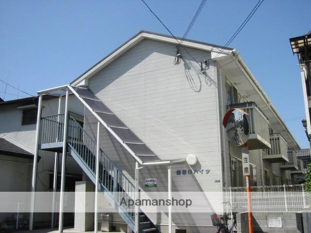 兵庫県尼崎市、塚口駅徒歩10分の築20年 2階建の賃貸アパート