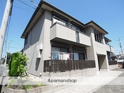 兵庫県尼崎市、立花駅徒歩12分の築17年 2階建の賃貸アパート