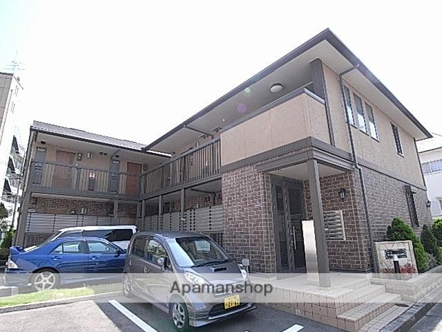 兵庫県尼崎市、尼崎駅徒歩15分の築10年 2階建の賃貸アパート