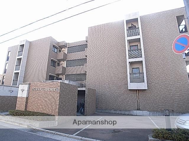 兵庫県尼崎市、尼崎駅徒歩23分の築22年 4階建の賃貸マンション
