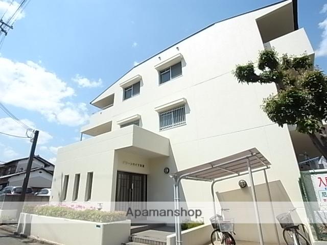 兵庫県尼崎市、尼崎駅徒歩13分の築28年 3階建の賃貸マンション