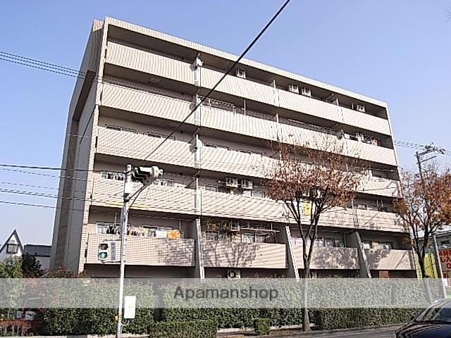 兵庫県尼崎市、尼崎駅徒歩16分の築21年 6階建の賃貸マンション