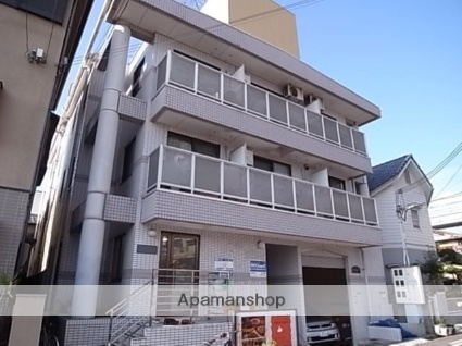 兵庫県西宮市、武庫川駅徒歩5分の築23年 3階建の賃貸マンション