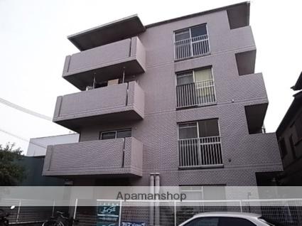 兵庫県尼崎市、尼崎駅徒歩35分の築27年 4階建の賃貸マンション