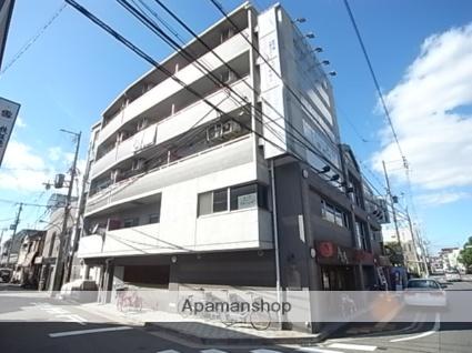 兵庫県尼崎市、尼崎駅徒歩35分の築19年 5階建の賃貸マンション