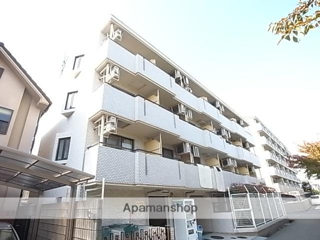 兵庫県尼崎市、立花駅徒歩21分の築29年 4階建の賃貸マンション