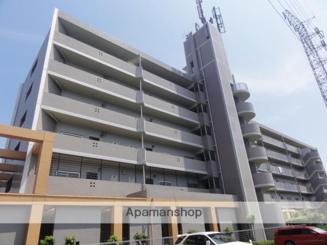 兵庫県尼崎市、立花駅徒歩15分の築24年 6階建の賃貸マンション