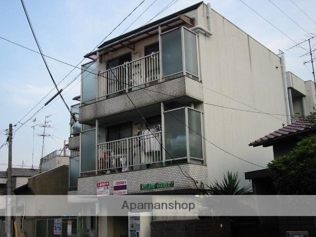 兵庫県尼崎市、立花駅徒歩5分の築26年 3階建の賃貸マンション