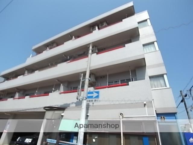 兵庫県尼崎市、立花駅徒歩22分の築24年 4階建の賃貸マンション