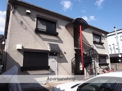 兵庫県尼崎市、立花駅徒歩8分の築21年 2階建の賃貸アパート