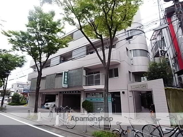 兵庫県尼崎市、立花駅徒歩6分の築24年 4階建の賃貸マンション