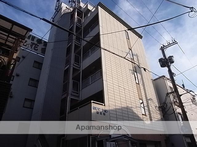 兵庫県尼崎市、立花駅徒歩2分の築24年 7階建の賃貸マンション