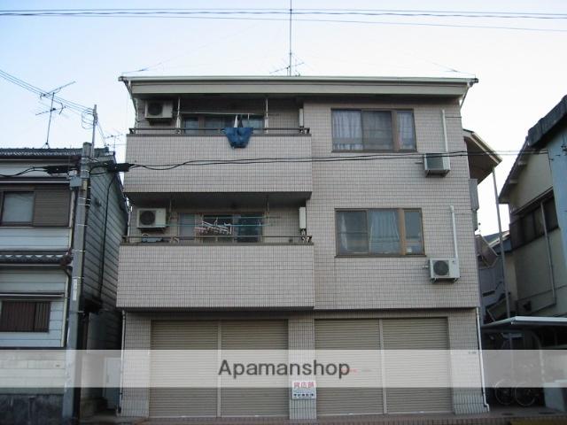 兵庫県尼崎市、武庫之荘駅徒歩19分の築27年 3階建の賃貸マンション