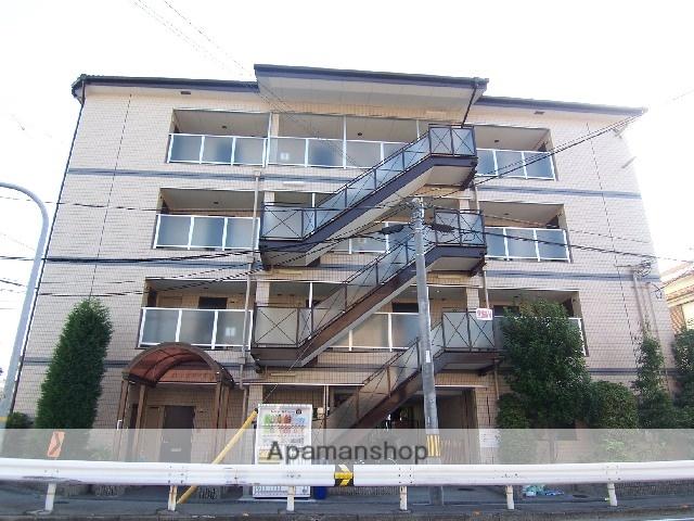 兵庫県尼崎市、杭瀬駅徒歩14分の築26年 4階建の賃貸マンション