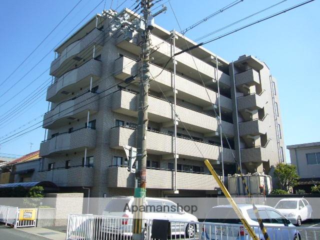 兵庫県尼崎市、立花駅徒歩30分の築22年 6階建の賃貸マンション