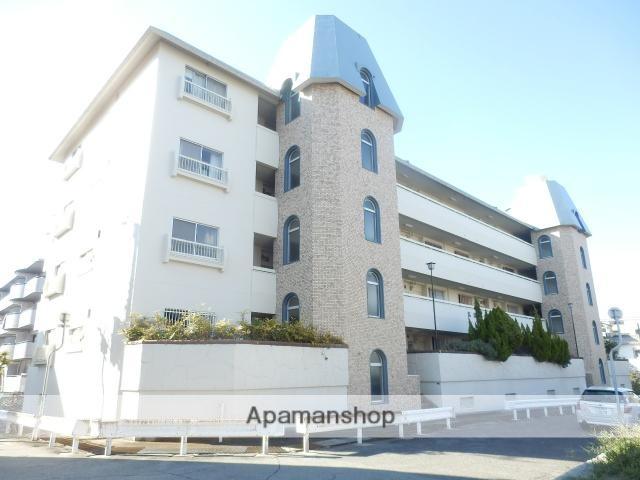 兵庫県尼崎市、武庫之荘駅徒歩11分の築32年 5階建の賃貸マンション