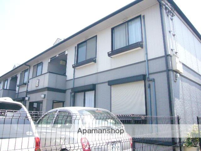 兵庫県尼崎市、甲子園口駅徒歩35分の築20年 2階建の賃貸アパート