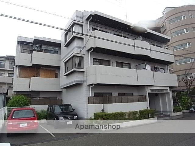 兵庫県尼崎市、立花駅徒歩13分の築28年 3階建の賃貸マンション