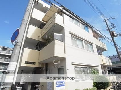 兵庫県尼崎市、立花駅徒歩10分の築26年 4階建の賃貸マンション
